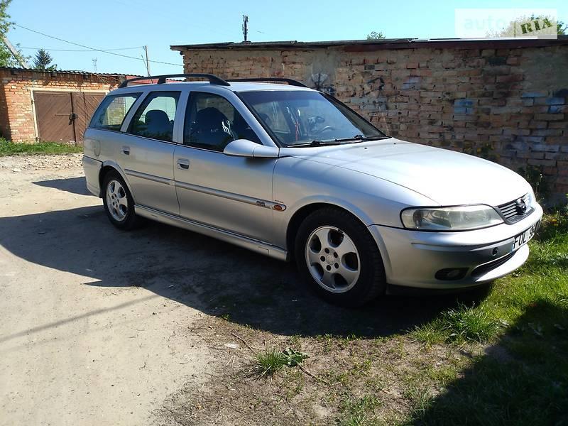 Opel Vectra B 2000 в Ровно