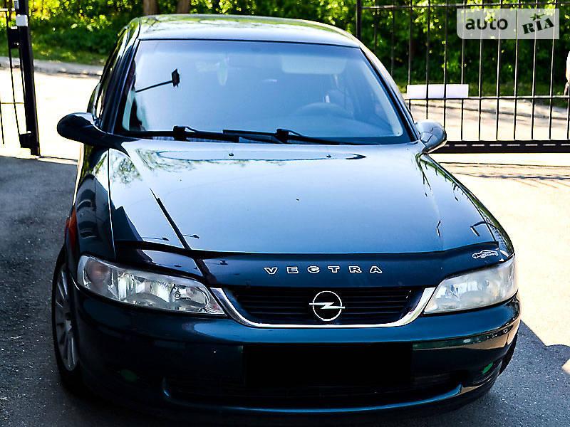 Opel Vectra 2001 року