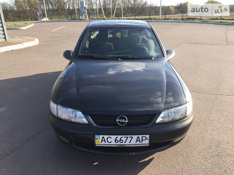 Opel Vectra B 1997 в Луцке