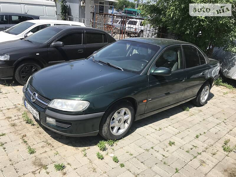 Седан Opel Vectra B 1994 в Миколаєві