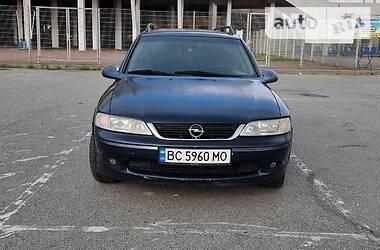 Универсал Opel Vectra B 2001 в Львове