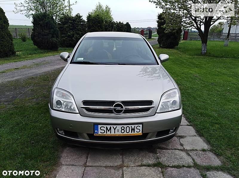 Opel Vectra C 2003 в Львове