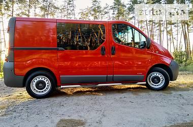 Opel Vivaro груз.-пасс. 2001 в Харькове
