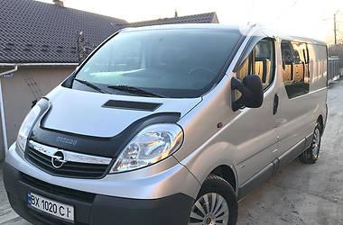 Opel Vivaro груз.-пасс. 2012 в Дунаевцах