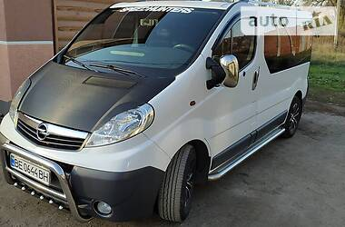 Opel Vivaro груз.-пасс. 2007 в Новом Буге