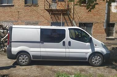 Легковий фургон (до 1,5т) Opel Vivaro груз.-пасс. 2013 в Нікополі
