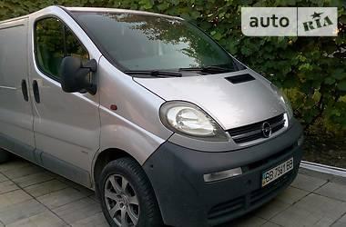 Opel Vivaro груз. 2001 в Луганске
