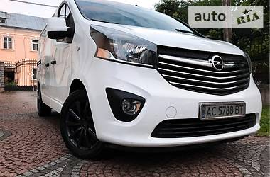 Opel Vivaro груз. 2015 в Луцке