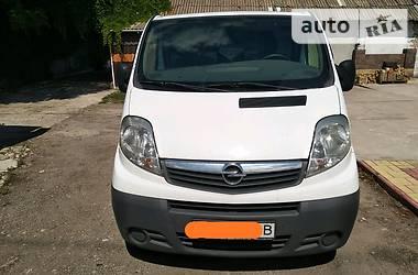Opel Vivaro груз. 2007 в Днепре