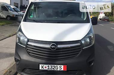 Opel Vivaro груз. 2016 в Ивано-Франковске