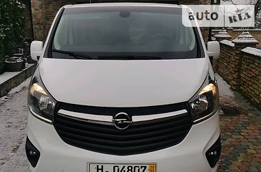 Opel Vivaro груз. 2017 в Ровно