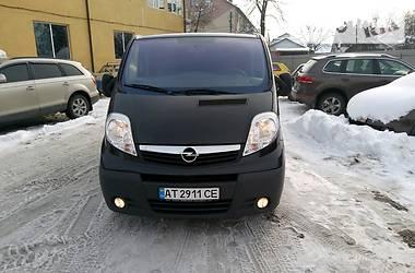 Opel Vivaro пасс. пасажир 8+1 2012