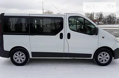 Opel Vivaro пасс. 84 кВт 2011