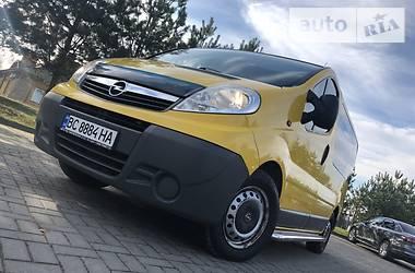 Opel Vivaro пасс. 2007 в Дрогобыче
