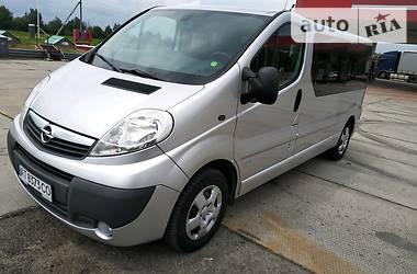 Opel Vivaro пасс. 2010 в Коломые
