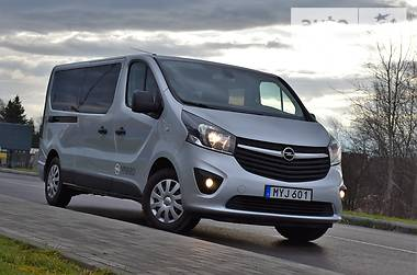 Opel Vivaro пасс. 2016 в Дрогобыче