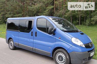 Opel Vivaro пасс. 2008 в Ровно