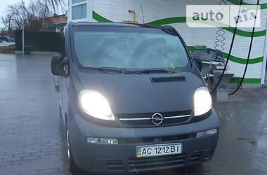 Opel Vivaro пасс. 2006 в Владимир-Волынском