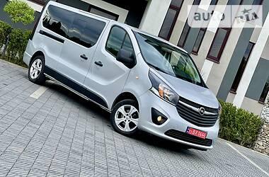 Opel Vivaro пасс. 2017 в Стрые