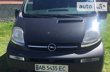 Минивэн Opel Vivaro пасс. 2005 в Виннице