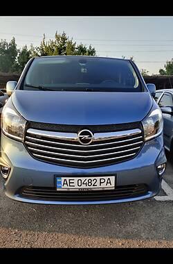 Мінівен Opel Vivaro пасс. 2015 в Кривому Розі