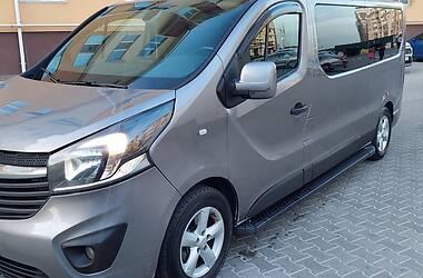 Минивэн Opel Vivaro пасс. 2015 в Киеве