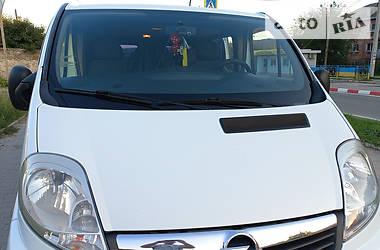 Легковий фургон (до 1,5т) Opel Vivaro пасс. 2011 в Могилів-Подільському