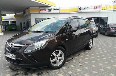 Opel Zafira Tourer 2013 в Коломые