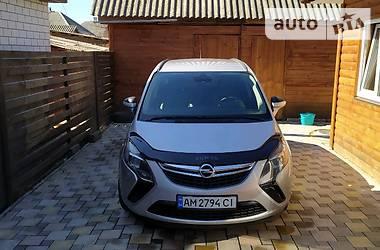 Минивэн Opel Zafira Tourer 2013 в Овруче