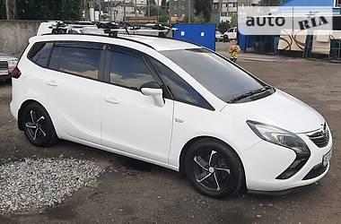 Минивэн Opel Zafira Tourer 2012 в Киеве