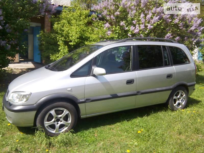 Opel Zafira 2001 в Виннице