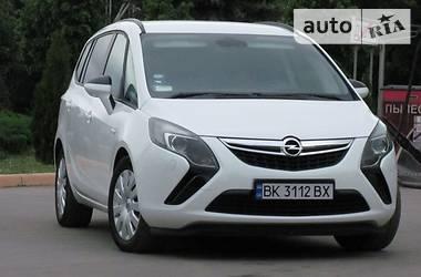 Opel Zafira 2013 в Дубно
