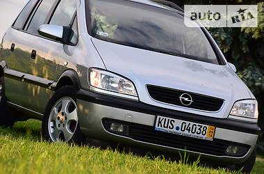 Opel Zafira 2003 в Дрогобичі