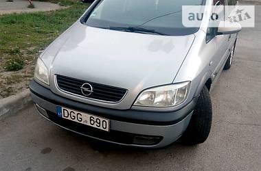 Opel Zafira 1999 в Виннице