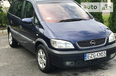 Opel Zafira 2003 в Львове