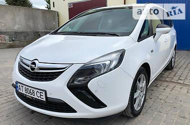 Opel Zafira 2012 в Бережанах