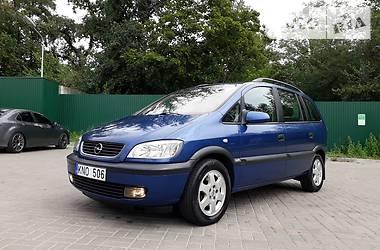 Opel Zafira 2004 в Києві