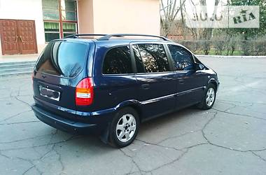 Opel Zafira 2001 в Чернигове
