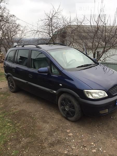 Opel Zafira 1999 року в Вінниці