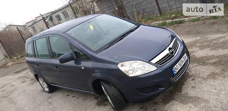 Opel Zafira 2010 года в Тернополе