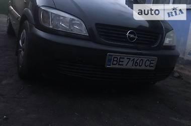 Opel Zafira 2000 в Николаеве