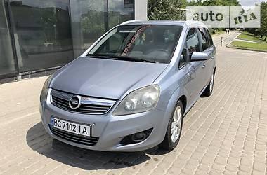 Opel Zafira 2008 в Львове