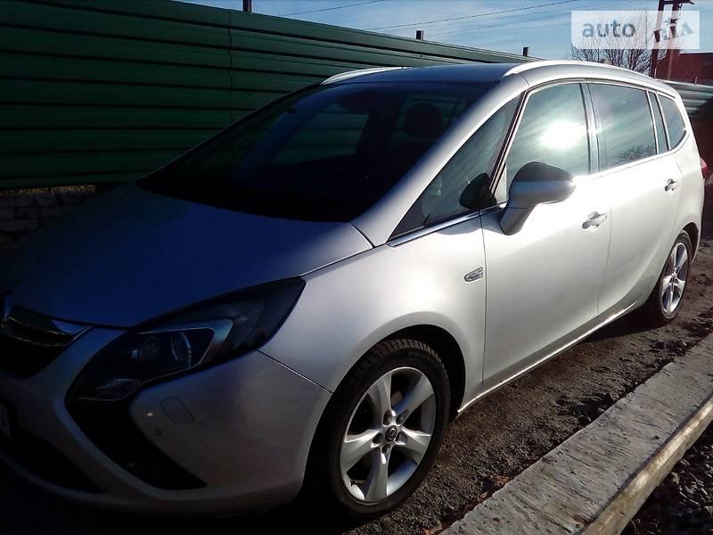 Opel Zafira 2012 в Днепре