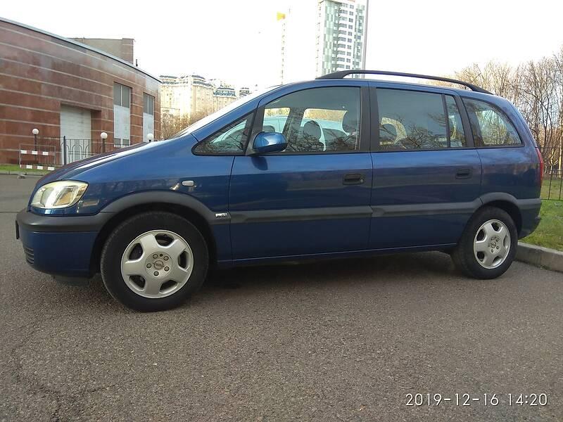 Opel Zafira 2002 в Одессе