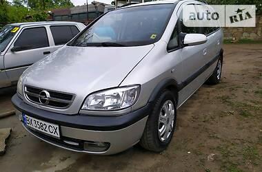 Opel Zafira 2004 в Могилев-Подольске