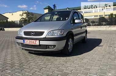 Opel Zafira 2003 в Луцке