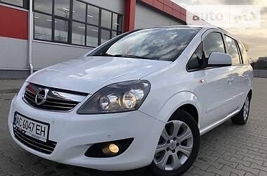 Opel Zafira 2014 в Нововолынске
