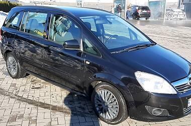 Мінівен Opel Zafira 2008 в Черкасах