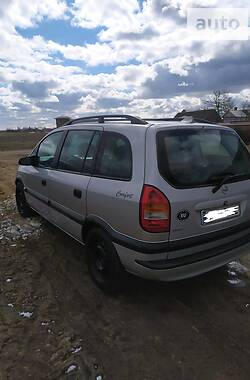 Opel Zafira 2000 в Рожище