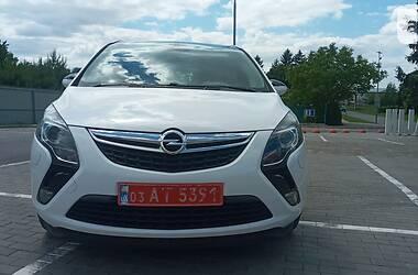 Минивэн Opel Zafira 2013 в Луцке